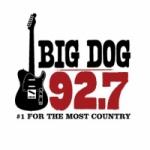 Logo da emissora Radio CHBD Big Dog 92.7 FM