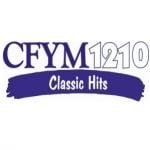 Logo da emissora Radio CFYM 1210 AM