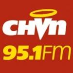 Logo da emissora Radio CHVN 95.1 FM