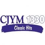 Logo da emissora Radio CJYM 1330 AM