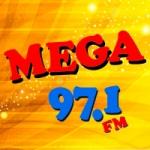 Logo da emissora Radio KRTO MEGA 97.1 FM