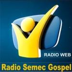 Logo da emissora Rádio Semec Gospel