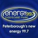 Logo da emissora Radio CKPT Energy 99.7 FM