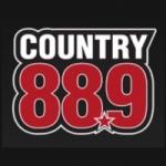 Logo da emissora Radio Country 88.9