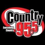 Logo da emissora Radio CHLB 95.5 FM