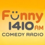 Logo da emissora Radio CKSL Funny 1410 AM
