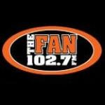 Logo da emissora WLEG 102.7 FM