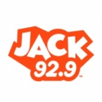 Logo da emissora Radio CFTL Jack 92.9 FM
