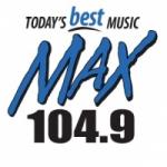 Logo da emissora Radio CKBC Max 104.9 FM