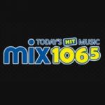 Logo da emissora Radio CIXK Mix 106.5 FM