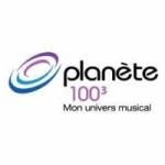 Logo da emissora Radio CHVD Planète 100.3 FM