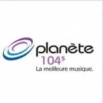 Logo da emissora Radio CFGT Planète 104.5 FM