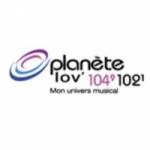 Logo da emissora Radio CJLA Planète 104.9 FM