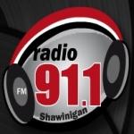 Logo da emissora Radio CFUT 91.9 FM