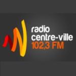 Logo da emissora Radio Center Ville 102.3 FM