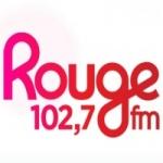 Logo da emissora Radio CITE Rouge 102.7 FM