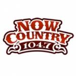 Logo da emissora Radio Now Country 104.7 FM