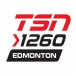 Logo da emissora Radio CFRN TSN 1260 AM