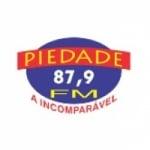 Logo da emissora Rádio Piedade 87.9 FM