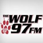 Logo da emissora Radio CIVH Wolf 97.1 FM