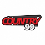 Logo da emissora Radio CFNA Country 99.7 FM