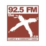 Logo da emissora Radio CFBX 92.5 FM