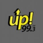 Logo da emissora Radio CIUP Up! 99.3 FM