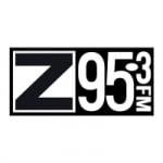 Logo da emissora Radio CKZZ Z  95.3 FM