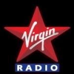Logo da emissora Radio CKFM Virgin 99.9 FM