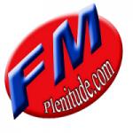 Logo da emissora Rádio FM Plenitude