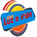 Logo da emissora Rádio Luz e Vida