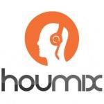 Logo da emissora Rádio Houmix