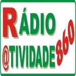 Logo da emissora Rádio Atividade 860