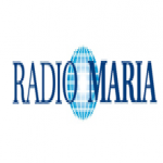 Logo da emissora Radio Maria 105.3 FM