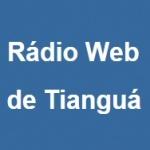 Logo da emissora Rádio Web de Tianguá