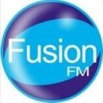 Logo da emissora Fusion 91.3 FM