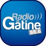 Logo da emissora Gâtine 88.6 FM