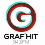 Logo da emissora Graf Hit 94.9 FM