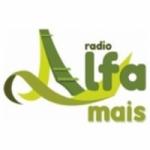 Logo da emissora Radio Alfa Mais