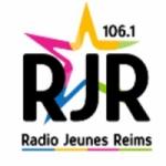 Logo da emissora RJR 106.1 FM
