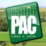 Logo da emissora PAC 101.9 FM