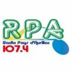 Logo da emissora RPA 107.4 FM