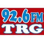 Logo da emissora TRG 92.6 FM