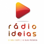 Logo da emissora Rádio Ideias