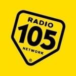 Logo da emissora Network 105 FM