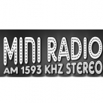 Logo da emissora Mini Radio 1593 AM