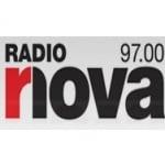 Logo da emissora Nova 97.0 FM