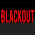 Logo da emissora Blackout 105.2 FM