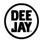 Logo da emissora Deejay FM