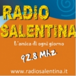 Logo da emissora Salentina 92.8 FM
